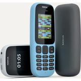 Celular Nokia 105 Linterna Radio Libre-nuevos Gtia Y Factura