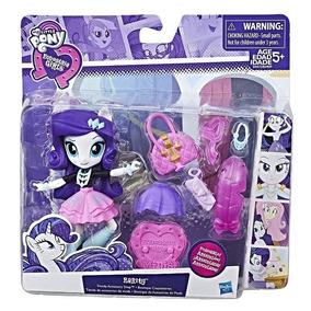 My Little Pony Mini Equestria Girls Rarity Tienda De Accesor