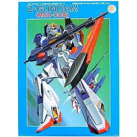 Gundam Z 1/144 Scale Basic Grade Model Kit #13 Msz-006 Z-gu