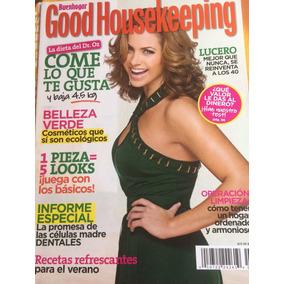 Revista Buenhogar Com Entrevista Exclusiva/fotos Da Lucero