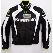 Chamarras Kawasaki Motociclista