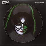 Kiss Peter Criss Vinilo Lp Picture Disco Nuevo En Stock
