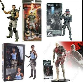 Coleção Action Figure Resident Evil