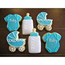 Bautizo, Baby Shower Galletas Decoradas Profesionalmente 12
