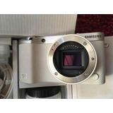 Camara Samsung Nx500 4k 28mpx Wifi Touch