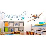 Vinilos Adhesivos Decorativos Aviones - Planes Disney