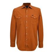 Camisa Vaquera Wrangler De Hombre U70
