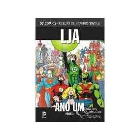 Graphic Novel Dc Comics- Lja - Ano Um - Parte 2