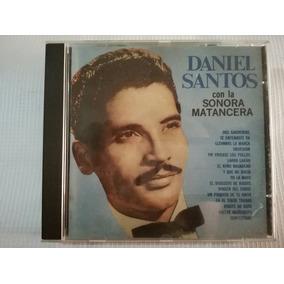 Cd Daniel Santos - Con La Sonora Matancera Vol 1, 1989