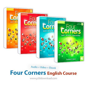Four Corners 1, 2, 3 And 4 Digital Pack Cambridge