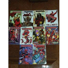 Deadpool Panini 1 Ao 10