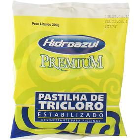 Pastilha De Cloro Premium , Piscina ,30 Unidades De 200 Gr