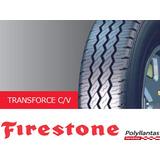 Llanta 195r15 Firestone Transforce Cv, Pago Contado