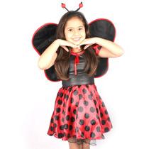 Fantasia Infantil Joaninha