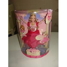 = Boneca Barbie Genevieve Princesa Lacrada Disney 2007 Absol