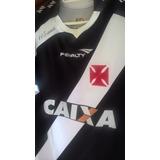 Camisa Do Vasco 2013/2014 - 115 Anos #18 De Jogo