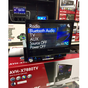 Dvd Player Pioneer Retratil Avh-7880tv Mixtrax Bluetooth Usb