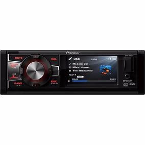 Dvd Player Automotivo Pioneer Dvh-7880av Tela 3