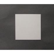 Base Cuadrada Plastif. Ppm Blanco Mate 10x10 Cm (x 100 U.)