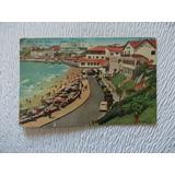 5338- Postal Mar Del Plata, Rey 504 Hotel Cottage, Saenz