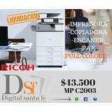 Fotocopiadora Ricoh Aficio Mp C2003 - Digital Santa Fe