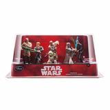 Disney Star Wars Figuras Jedi Set De Juego