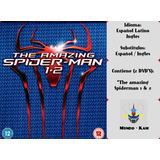 The Amazing Spider-man Colección Peliculas [2 Dvd]