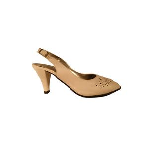 Sandalia Cuero Mujer Lady Stork Arabescos Oferta Shoestore