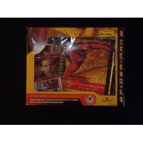 Minialbum Spider - Man 2 - Completo P/ Colar Panini