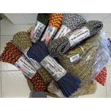 Paracord 550 - Rollo 30 M - Made In Usa