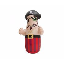Boneco Inflável João Bobo Pirata Intex