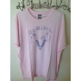 Camiseta Cor-de-rosa Xxg/xxl
