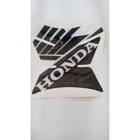 Adesivo Protetor De Tanque Resinado Honda Bros 150