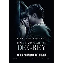 Colección Cine - Cincuenta Sombras De Grey - Poster