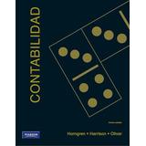 Contabilidad 8va Ed. De Horngren Pdf