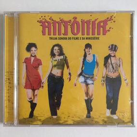 Cd Antônia Trilha Sonora Do Filme E Da Minissérie (2006)