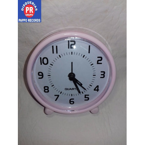 69aa0f7dea6e Exclusivo! Reloj Despertador A Pila! De Facil Desarmado ...