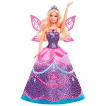Barbie Butterfly Princesa Fairy Mattel