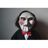 Billy The Puppet Prop Replica ( Saw -el Juego Del Miedo)