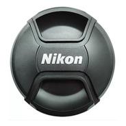 Tapa Lente Para Nikon 52mm Afs 18-55 D3100 D3200 D3300 D5100