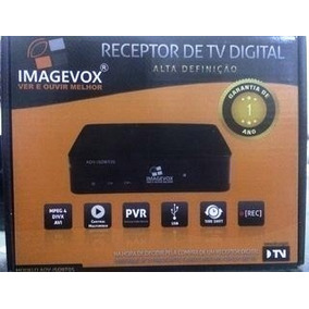 Conversor Receptor De Tv Digital Imagevox