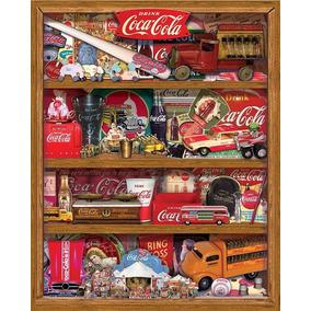 Rompecabezas - Coca Cola Classic - 500 Piezas