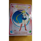 Dvd Talk Box Sailor Moon Serie Original En Español Latino