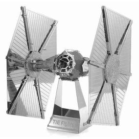 Kit 3d Metal Montar Star Wars Star Trek Varios Modelos