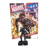 Figuras Marvel 3d Nº 21 Soldado Del Invierno