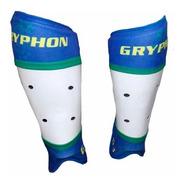 Canilleras Anatomicas Hockey Voodoo Gryphon Profesionales