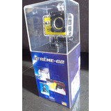 Hd Xtreme Go Action Camera 1080p