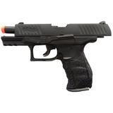 Pistola 6mm Full Metal Airsoft Walther Ppq Pressão, Revolver