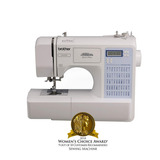 Maquina De Coser Brother Cs5055prw Envio Inmediato Rosav12wm