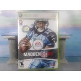 Madden Nfl 08 - Xbox 360 (reganimers)